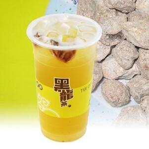 黑龙茶奶茶