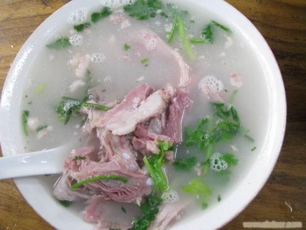东道庄牛肉汤