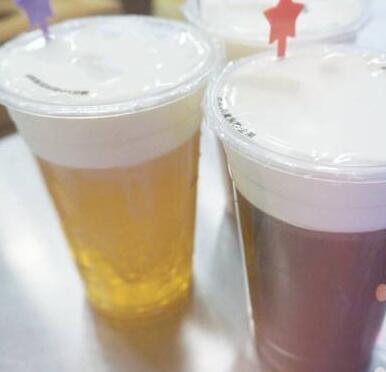 50岚奶茶
