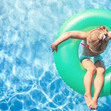 爱婴岛婴儿游泳馆