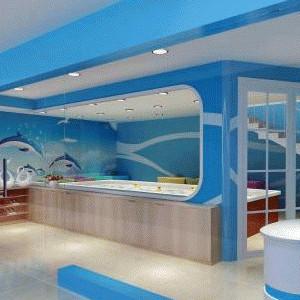 海洋贝贝婴儿游泳馆
