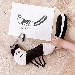 萌卡纳儿童绘本手工