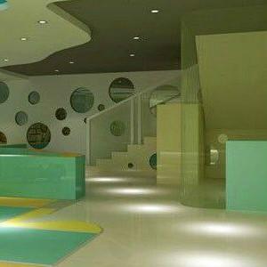 强生婴儿游泳馆