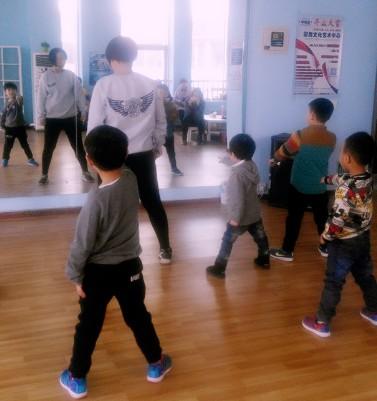 齐舞空间艺能教育