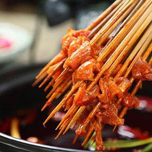 撩菜串串香
